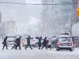 Торонто засыпало рекордным количеством снега