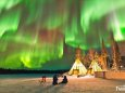 Galeria zdjęć: zorza polarna
