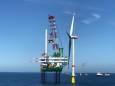 Бельгия запустила крупнейший ветропарк в Северном море