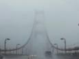 В Киеве предупредили о сильном тумане