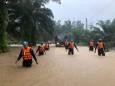 На юге Таиланда произошли сильные наводнения