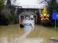 Наводнения в Италии привели к гибели двоих людей