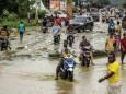 Жертвами паводков в Таиланде стали десятки человек
