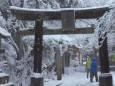 Снежный шторм в Японии: тысячи домов остались без электричества