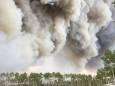 Дым от пожаров может переносить опасные инфекции - ученые