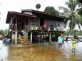 Наводнения затронули отдельные районы Малайзии