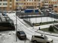 Киев накрыл сильный снегопад