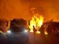 Из-за пожаров в Калифорнии тысячи людей покинули дома