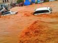 ВІДЕО. Потужні зливи і повінь у Бразилії