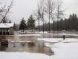 Наводнение в Канаде привело к эвакуации
