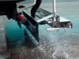 В Нидерландах будут бороться со льдом на дорогах с помощью скошенной травы
