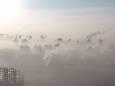 Загрязнение воздуха в Киеве немного уменьшилось