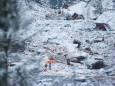 Масштабный оползень в Норвегии: спасатели до сих пор ищут пропавших без вести
