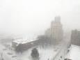 ВІДЕО. Потужні снігопади і сніжні бурі, зняті на камеру