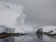 В Антарктиде возле украинской станции откололся ледник