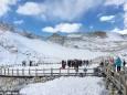 Китайські вчені вкрили ковдрою льодовик, щоб запобігти його таненню