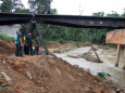 Наводнения и оползни обрушились на юг Таиланда