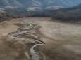 В Крыму пересохло Аянское водохранилище