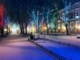 В Украину пришла настоящая зима: Одессу и Запорожье засыпало снегом. Фото