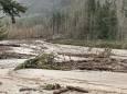 У США 1 людина зникла безвісти після дощів, що викликали повені і зсуви в штаті Орегон