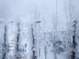 На Швейцарию обрушились снегопады. Фото