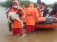 Сотні людей переселені в результаті повені на півдні Індії