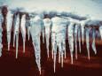 21-22 января в Киеве возможно падение сосулек из-за резкого потепления