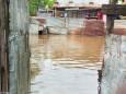 Тропический шторм привел к эвакуации сотен людей на Мадагаскаре