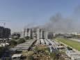 В результаті пожежі в Індійському інституті сироваток загинули 5 чоловік