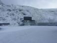 В Новой Зеландии летом выпал снег