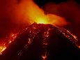 В Италии произошло извержение вулкана Этна