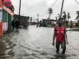 Тропический циклон «Элоиз» обрушился на Мозамбик