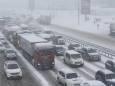 У Києві в четвер очікується сильний снігопад