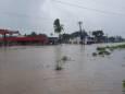На Фиджи обрушилось наводнение