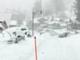 Сильный шторм несет обильные снегопады на Средний Запад США