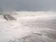 ВИДЕО. Шторм и шквальный ветер в Анталии, Турция
