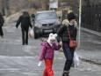 Вечером в Киеве ожидается гололедица и сильные порывы ветра