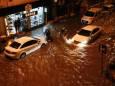 На заході Туреччини за 6 годин випала місячна норма опадів