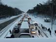 В Киеве ожидается ухудшение погоды - в столицу ограничивают въезд грузовиков