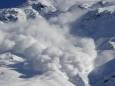 В американском штате Юта сошла снежная лавина