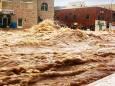 Шарм-эль-Шейх смыло: на улицах реки, отели затоплены. Видео