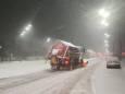 У найближчі дні сніг в Києві не припиниться