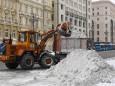 Москва готовится к зимнему шторму