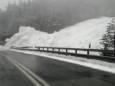 Снежная лавина перекрыла трассу Киев-Чоп