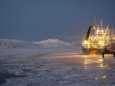 Арктика: на суше морозы, на море рекордно тепло