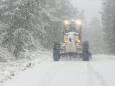 Холодный фронт «Медея» принес снег на север Греции