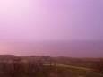 На Генічеському озері пройшла рожева буря