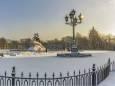 Петербург пережив аномально морозну ніч