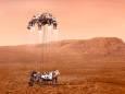 NASA опублікувало перший аудіозапис марсохода Perseverance