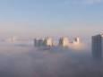 Забруднення повітря в Києві підвищилося
